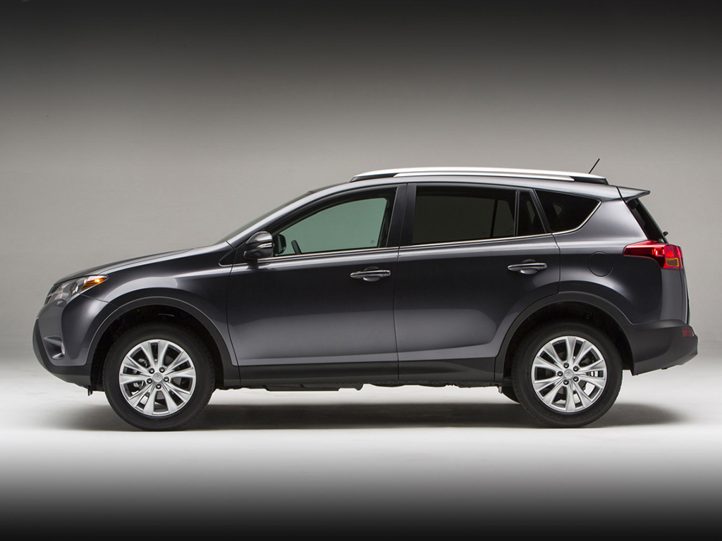 The 2013 RAV4 Was Introduced To America In November 2012, And Itu0027s Become  Quite Clear That Toyota Has High Expectations For This Completely  Re Designed ...