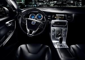 S60 Interior