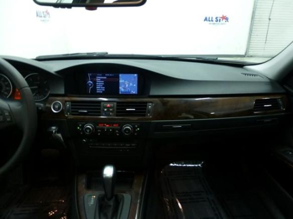 Interior Shot- BMW 3 Series 335D