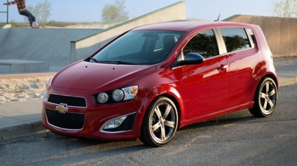 All Star Chevy Sonic